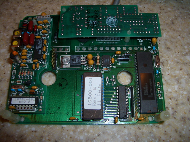 Motorola Logic Board